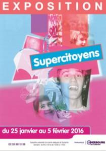 Affiche EXPO supercitoyens mini