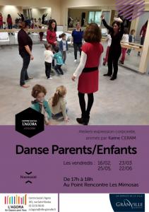 Affiche-danse parents.enfants
