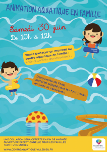 Animation aquatique