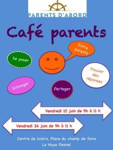 Café parents La Haype Pesnel