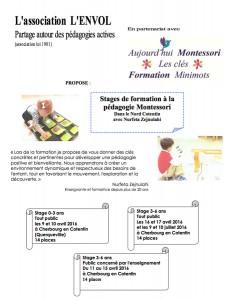 Formations-Montessori