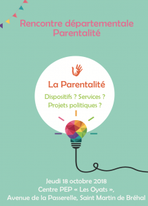 INVITATION_JOURNEE DPT PARENTALITE 2018