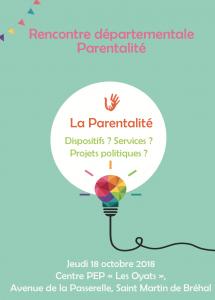 INVITATION_JOURNEE DPT PARENTALITE 2018