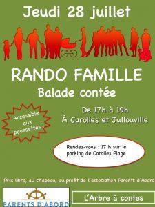 Rando-famille