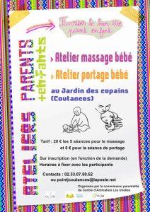 afficheateliersparentsportage-massage-2016