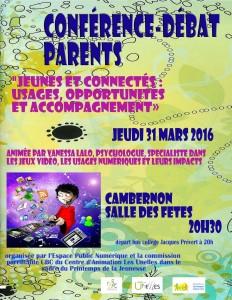 conference parents vanessa lalo mars 2016