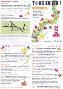 programme TOUS EN JEU2017